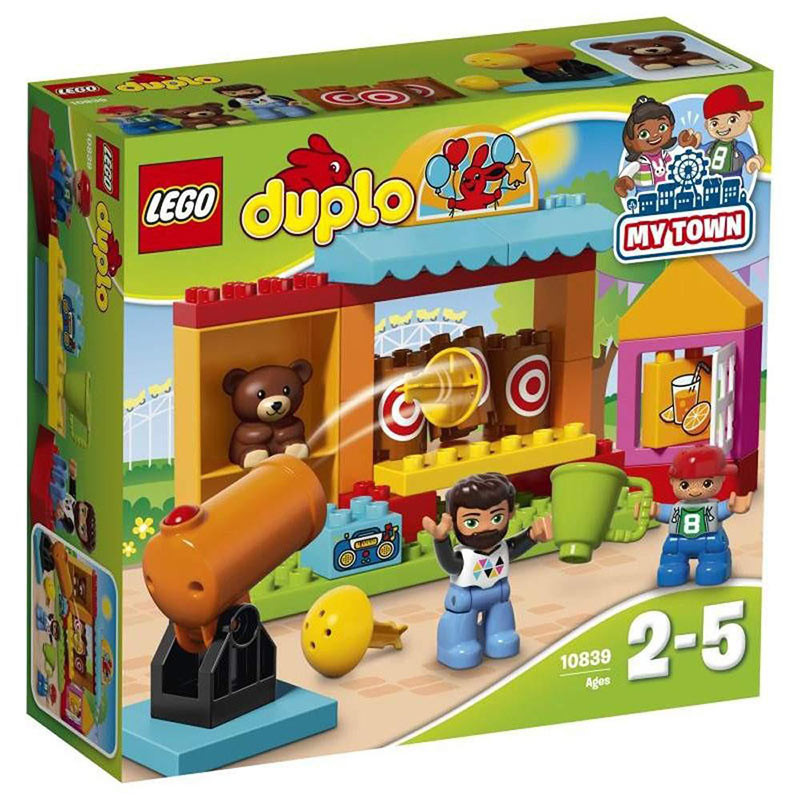 Buy Lego Duplo (10839) My Town Shooting Gallery Build Toy Play Set ...