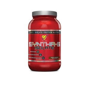 BSN Syntha-6 ISOLATE 2 lbs Protein Powders - Protein Powders