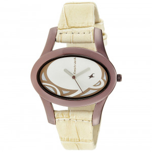 Fastrack New OTS Analog Multi-Color Dial Women's Watch - 9732QL01
