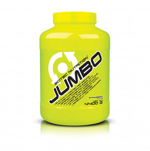 Scitec Nutrition Jumbo UMBO means BIG JUMBO means STRONG