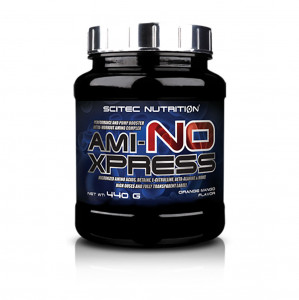 Scitec Nutrition Ami-NO Xpress Performance and pump booster intra-workout amino complex