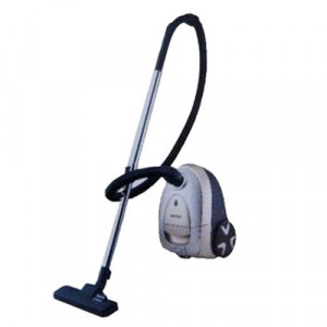 Baltra BVC-209 Cruze 1600Watt Bag Vacuum Cleaner- Grey