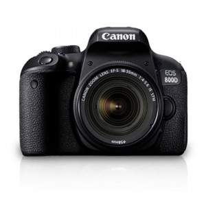 Canon EOS 800D DSLR Camera (Body) with Kit Lense (EF-S18-55mm IS STM)