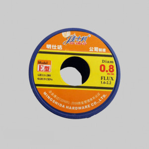 Solder Wire 8 mm With Flux