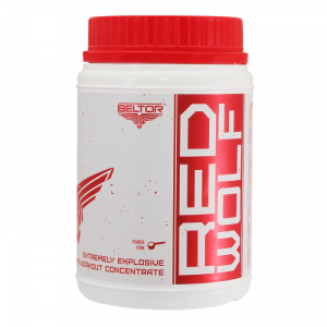 Beltor Pre-workout supplement Red Wolf 300g