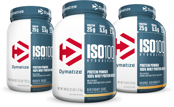 Buy Dymatize ISO100 Hydrolyzed 100 Whey Protein Isolate 5lbs Online At Best Price In Nepal