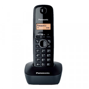 Panasonic  KX-TG1611 DECT Cordless Caller ID Landline Telephone Set for Sharp and Clear communications