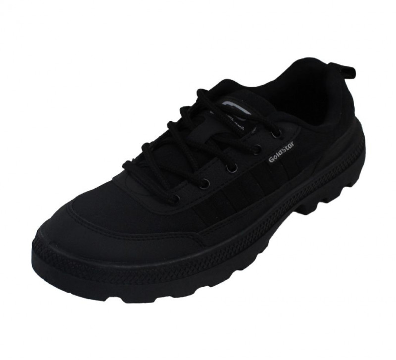 6a93fde88f Buy Goldstar Black Working, Outdoor Shoe (Jungle Boot 2) online at best  price in Nepal - Reddoko . com