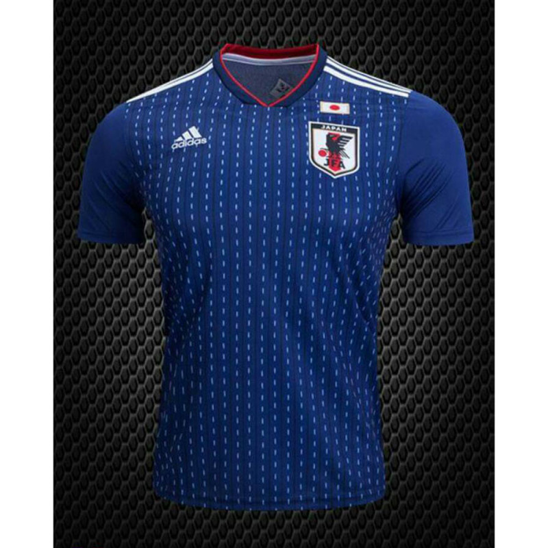 newest ad3e7 d9d4c Addidas World Cup Russia 2018 Japan Jersey