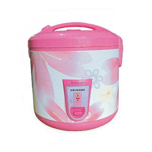 Homeglory HGRC-202D Deluxe 2.2 Ltrs Rice Cooker - (Pink)