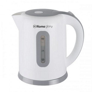 Homeglory HG-131EK Automatic Electric Kettle 1.8 ltr - (White)