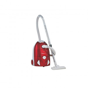 Homeglory HG-702 VC 1800W Bag Type Vacuum Cleaner - (Red)
