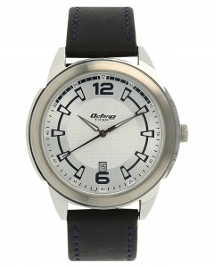 Titan White Dial Analog Watch For Men 1585Sl09