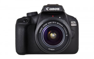 Canon EOS 4000D 18.0MP Digital SLR Camera With EF-S18-55 IS STM
