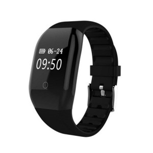 Fitness Tracker With Heart Rate 608HR 0.66 OLED 4.0 Bluetooth IP67 Waterproof And Dustproof