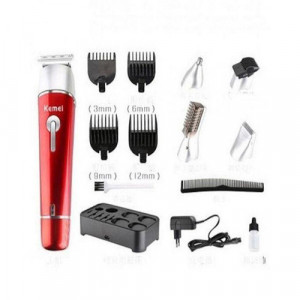 KM-1015 Men's Grooming Kit 10 In 1