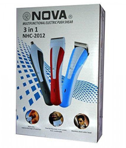 NHC-2012 3-In-1 Hair, Nose & Beard Trimmer