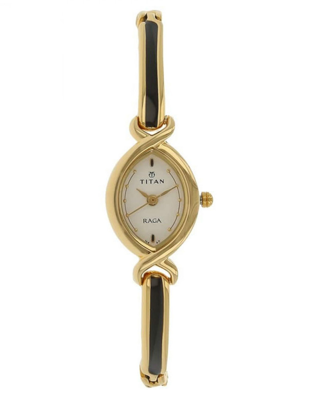 2d4c026f47d Buy Titan Raga Collection Jewelry Inspired Gold Tone Women S Watch 2251Ym01  online at best price in Nepal - Reddoko . com