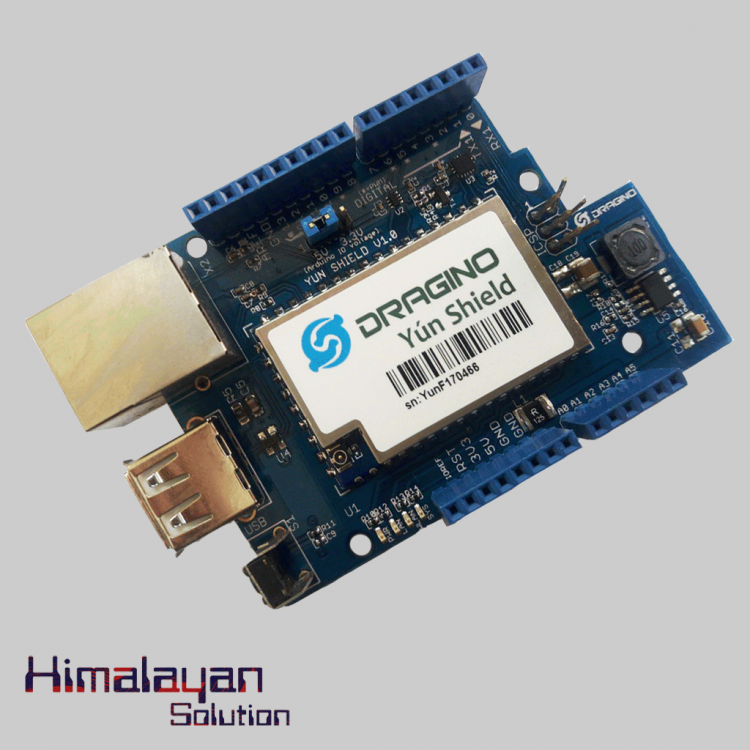Buy Arduino WiFi Shield (Yun Shield) online at best price in Nepal -  Reddoko . com 449dbf9019e4