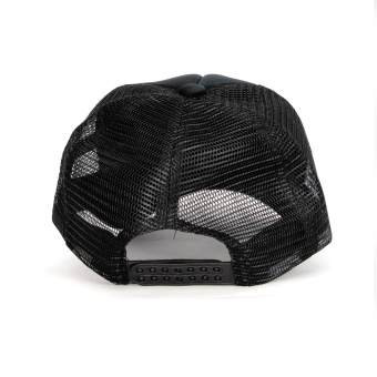 3cb85a61c67 Buy Black Baseball Trucker Cap For Men online at best price in Nepal -  Reddoko . com