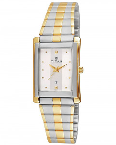 Titan Karishma Analog Multi-Colour Dial Men'S Watch - Ne9154Bm01