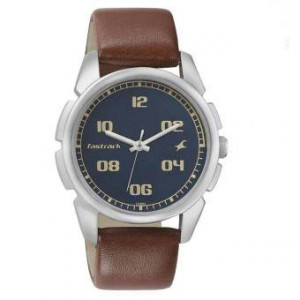 3124SL02 Navy Blue Dial Analog Watch For Men