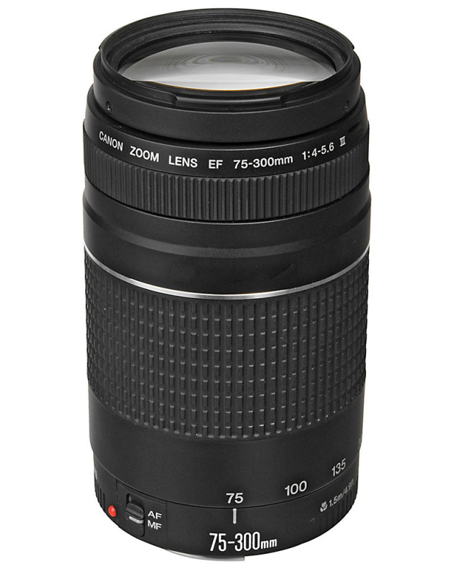 95a4b18f26 Buy Canon EF 75-300mm f/4-5.6 III online at best price in Nepal - Reddoko .  com