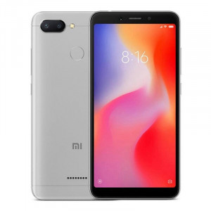Xiaomi Redmi 6 Smart Phone (3gb RAM, 64gb ROM)