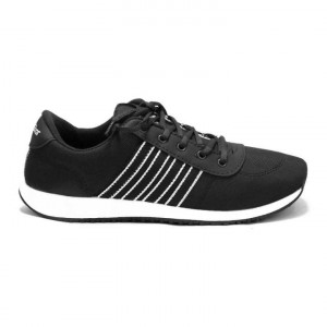 Goldstar Black Casual Sports Shoes For Men