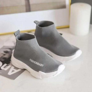 Children Casual Shoes Sneakers - Grey