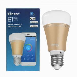 Sonoff Dimmable RGB LED Lamp B1