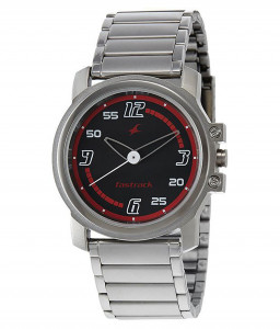 Speed Time 3039SM08 Silver Stainless Steel Analog Watch