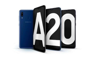 SAMSUNG GALAXY A20 (3GB, 32GB)