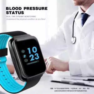 Smart band Z40 PLUS Color display Fitness Bracelet Heart rate tracker Blood Pressure Monitor Wristband