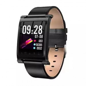 K6 Unisex Smart Bracelet Smartwatch Android iOS Bluetooth Sports Waterproof Heart Rate Monitor Blood Pressure Measurement Touch Screen Pedometer Call Reminder