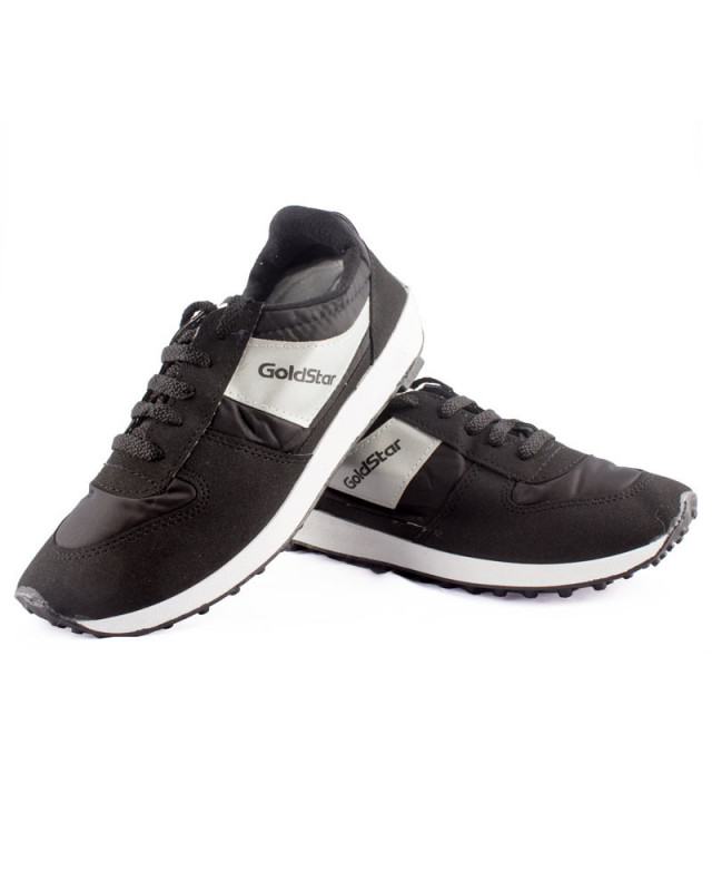 281a8c54ff Buy Goldstar Black Sports, Casual Shoe (602) online at best price in Nepal  - Reddoko . com