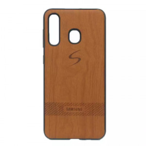 Plain Light Brown Mobile Cover For Samsung A30