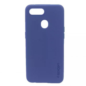 Blue Color Mobile Cover For Oppo F9