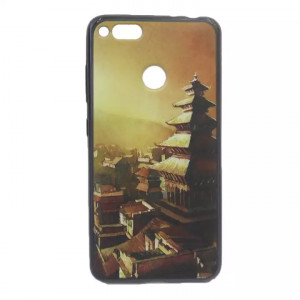 Temple Printed Mobile Cover For Nubia Z17 Mini