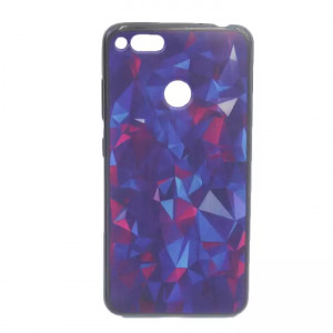 Abstract Pattern Printed Mobile Cover For Nubia Z17 Mini