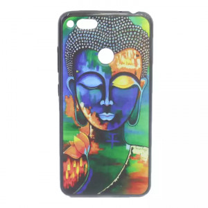 Lord Buddha Printed Mobile Cover For Nubia Z17 Mini