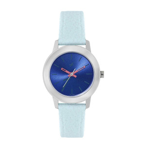 Fastrack Tropical Waters Analog Blue Dial Women's Watch-68008SL07