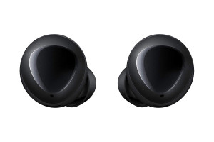 Samsung Galaxy Buds, Bluetooth True Wireless Earbuds (Wireless Charging Case Included), Black
