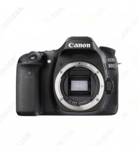 Canon DSLR 80D Body Only
