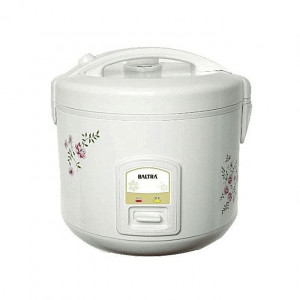 Baltra BTC-700D Cloud Deluxe 1.8 Ltrs Capacity Rice Cooker - (White)