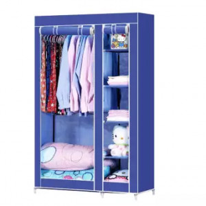 Simple storage wardrobe 68110