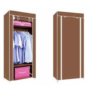 8870 Simple Wardrobe Closet Non-Woven Cloth Wardrobe Cloth