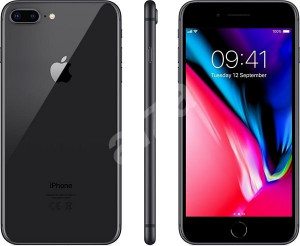 Apple iPhone 8 (128GB) - Space Grey
