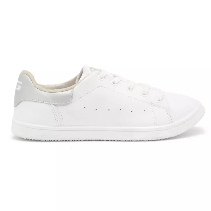 Siliver Sports Shoes For Women