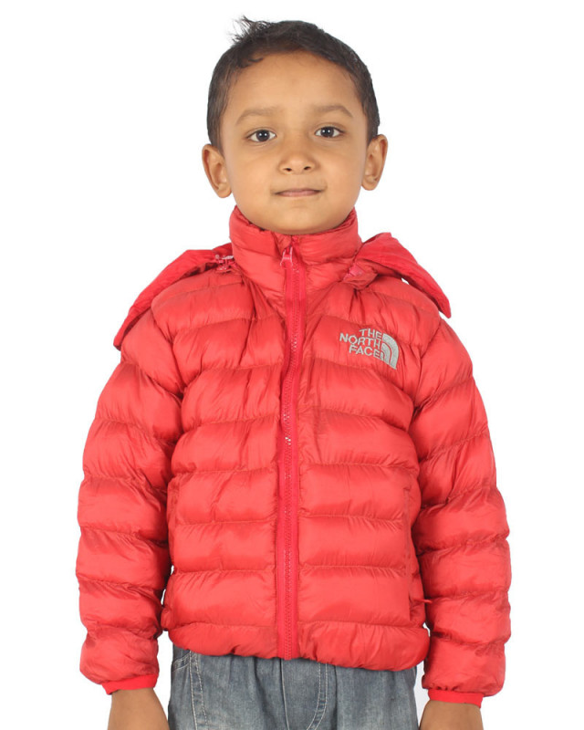Buy The North Face Baby Super Down Red Jacket online at best price ... 43cc9e72b